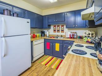 Kitchen   Briarwood Apartments
