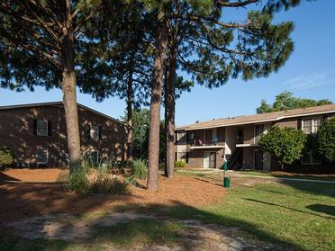 Beautiful Landscaping   Briarwood Apartments
