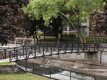 Bridge | Central High Stephenson Mill
