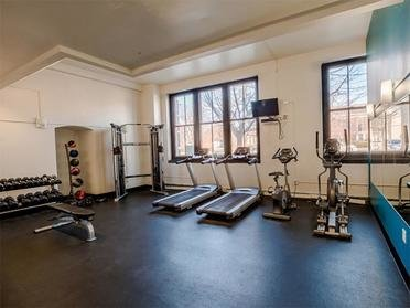 Fitness Room | Central High Stephenson Mill