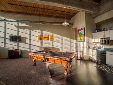 Billiards | Central High Stephenson Mill