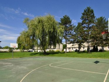 Basketball Court | Coolidge Place