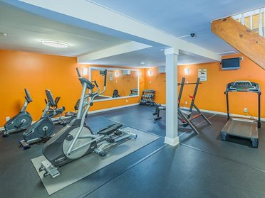 Fitness Center | Cross Creek Cove