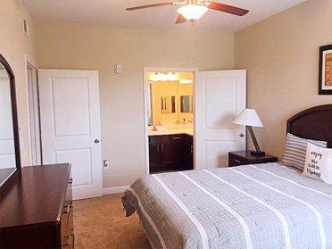 Master Bedroom   Evergreen at River Oaks