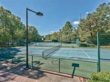 Tennis Courts | Inverness Cliffs