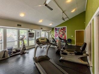 Fitness Center | McCain Park