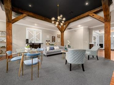 Province of Briarcliff Resident Clubroom