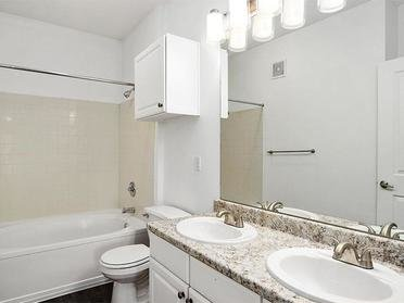 Province of Briarcliff Apartment Bathroom