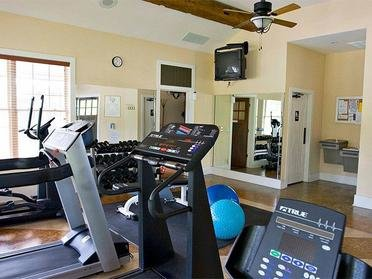 Fitness Room | Province of Briarcliff