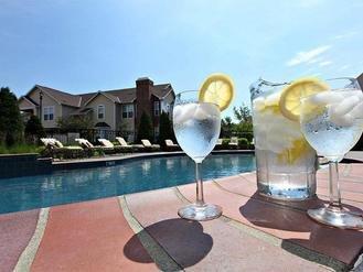 Poolside Drinks