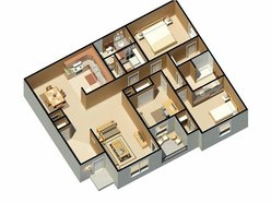 3 - Three Bedroom