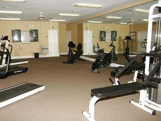 Fitness Center | Spring Lake