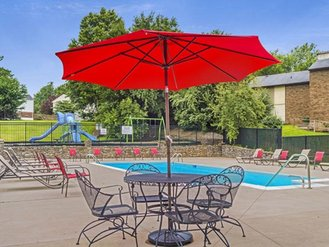 Pool Amenity | Stonewater Park