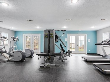 Gym | The View in Portage, MI