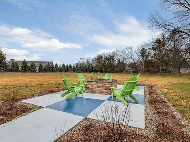Outdoor Fire Pit | The View