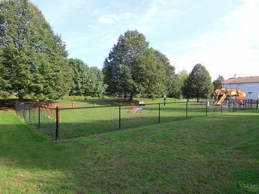 Dog Park | The View Apartments & Townhomes