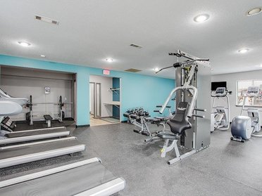 Fitness Center | The View