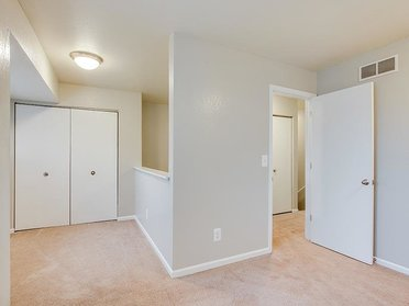Upstairs Hallway  | The View Apartments & Townhome