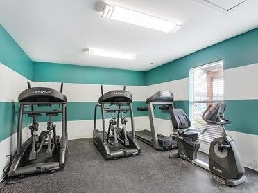 Fitness Center | The Vista