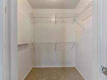 Closet   Township Court Apartments in Saginaw, MI