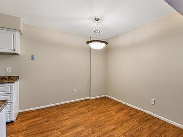 Open Floor Plan   Township Court Apartments in Saginaw, MI