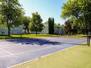 Tennis Court | Township Court