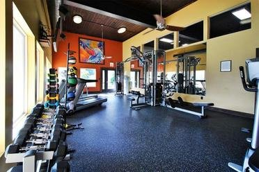 Gym | Township Square