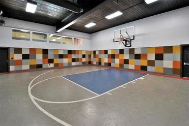Basketball Court | Township Square