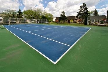 Tennis Courts | Township Square