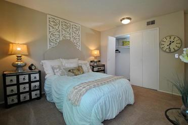 Second Bedroom Closet | Township Square