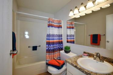 Bathroom and Shower | Township Square