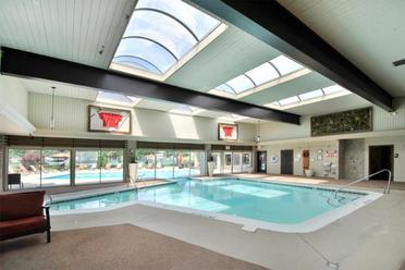 Indoor-Outdoor Pool | Township Square