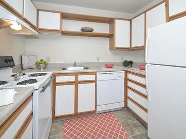 Village 1 Apartments Apartment Kitchen