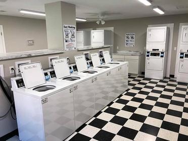 Laundry Facility    Village 1 Apartments