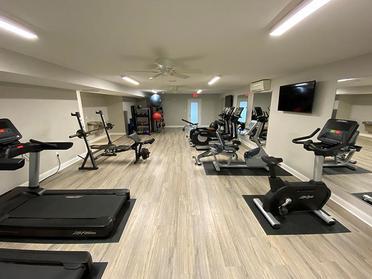Gym   Village 1 Apartments