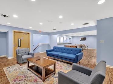 Leisure Area | Vivo Apartments in Winston Salem, NC