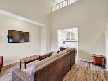 Living Area | Vivo Apartments in Winston Salem, NC