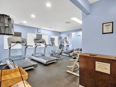 Fitness Center | Vivo Apartments in Winston Salem, NC