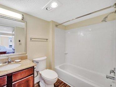 Bathroom 2 | Vivo Apartments in Winston Salem, NC