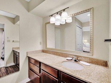 Bathroom Sink | Vivo Apartments in Winston Salem, NC