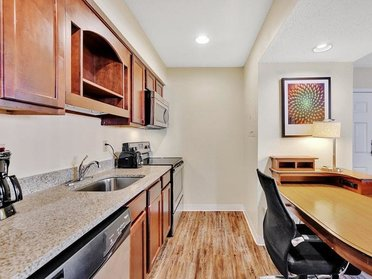 Kitchen | Vivo Apartments in Winston Salem, NC