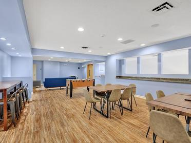 Game Tables | Vivo Apartments in Winston Salem, NC