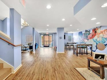 Clubhouse Entry | Vivo Apartments in Winston Salem, NC