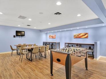 Game Room | Vivo Apartments in Winston Salem, NC