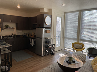 Apartment Features and Amenities in Salt Lake City, UT
