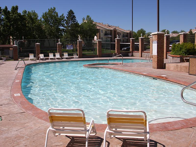 Pool - Willow Cove Apartments in West Jordan, UT