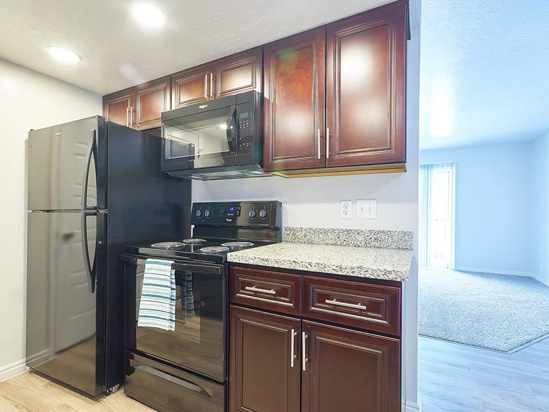 Fully Equipped Kitchen | Willow Cove Apartments