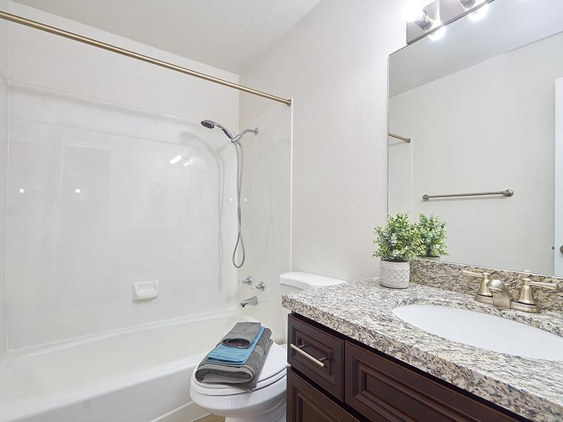 Bathroom | Willow Cove Apartments