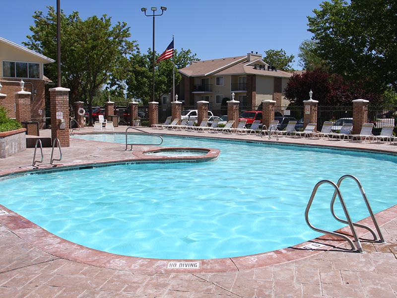 Apartments with a Pool in West Jordan, UT | Willow Cove Apartments