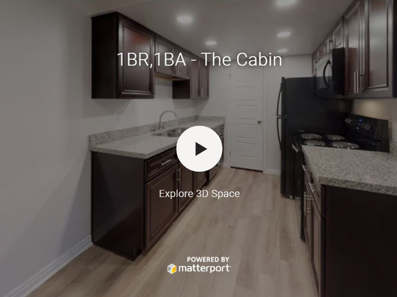 3D Virtual Tour of Willow Cove Apartments